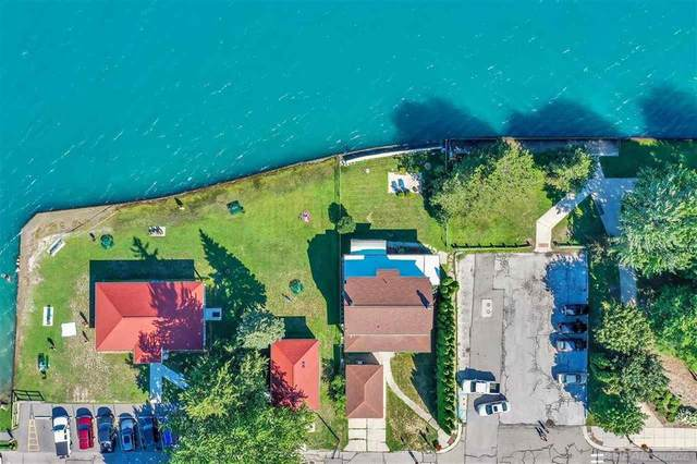 108 N Water, Marine City, MI 48039 (#58050018537) :: Novak & Associates