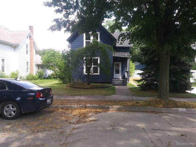 36 Stapleton Street, Mt. Clemens, MI 48043 (#2200058820) :: RE/MAX Nexus