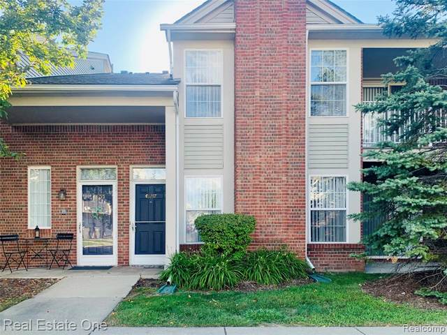 43247 Woodbridge Drive, Clinton Twp, MI 48038 (#2200058888) :: The BK Agency
