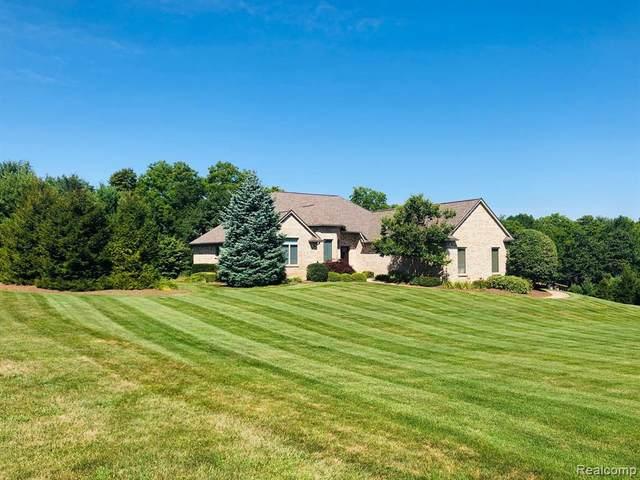 365 STOCK RD Bridle Trail W, Attica Twp, MI 48455 (#2200058943) :: The Alex Nugent Team   Real Estate One