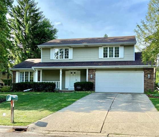 2158 Butternut Drive, Meridian Charter Twp, MI 48864 (MLS #630000248137) :: The John Wentworth Group
