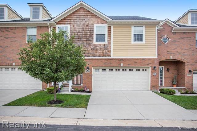 14100 Terrace Court, Plymouth Twp, MI 48170 (#2200059005) :: GK Real Estate Team