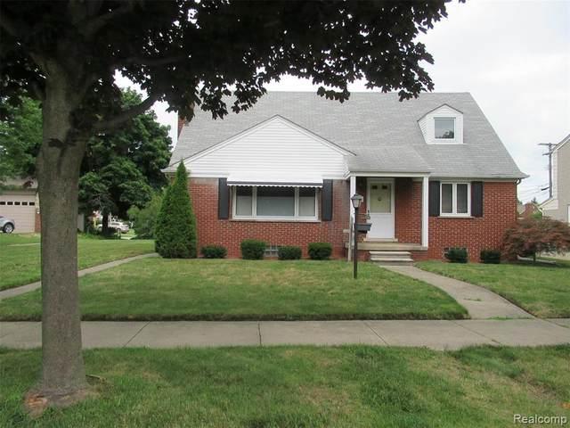 22336 Doxtator Street, Dearborn, MI 48128 (#2200059157) :: GK Real Estate Team
