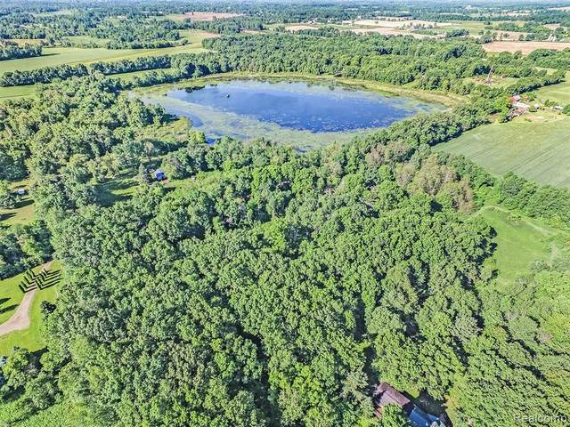 Parcel 2 W Lamoreaux Road, Iosco Twp, MI 48836 (#2200059159) :: Real Estate For A CAUSE