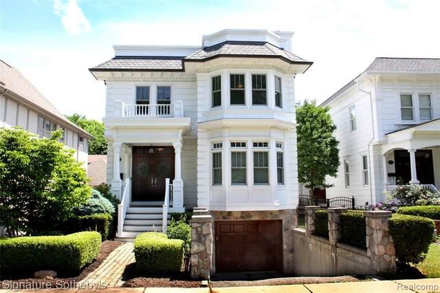 1059 Floyd Street, Birmingham, MI 48009 (#2200059174) :: GK Real Estate Team
