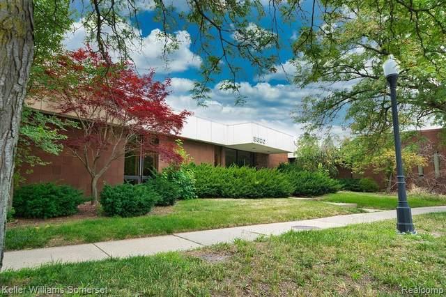 3620 Biddle Avenue, Wyandotte, MI 48192 (#2200059684) :: Novak & Associates