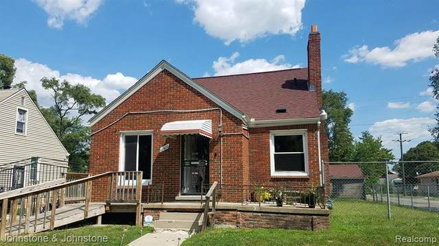 19600 Fleming Street, Detroit, MI 48234 (#2200059782) :: The Alex Nugent Team | Real Estate One