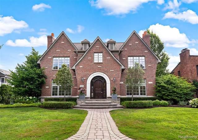321 Aspen Road, Birmingham, MI 48009 (#2200059826) :: The Alex Nugent Team | Real Estate One