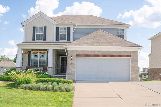 57901 Russet Lane, Lyon Twp, MI 48165 (MLS #2200059844) :: The Toth Team