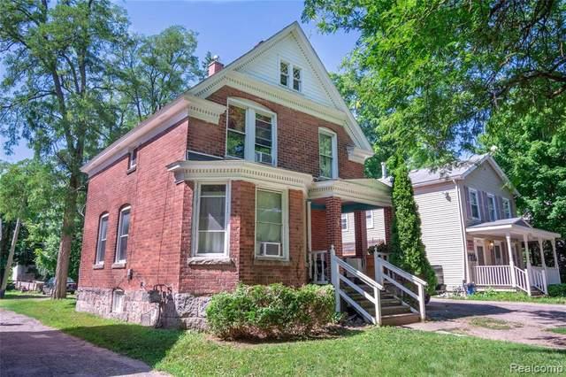615 N Congress Street, Ypsilanti, MI 48197 (#2200059897) :: The Alex Nugent Team | Real Estate One