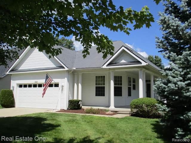 3819 Hillsdale Drive #85, Auburn Hills, MI 48326 (MLS #2200060092) :: The Toth Team