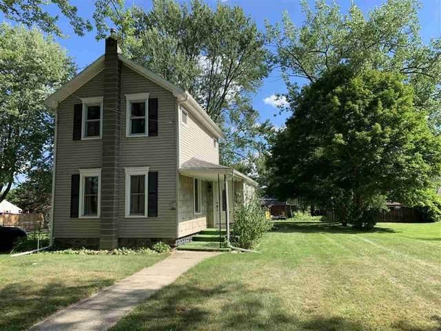 325 Hill St, Hudson, MI 49247 (#55202002085) :: The Alex Nugent Team   Real Estate One