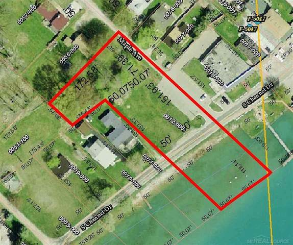 3074 S Channel Drive, Clay Twp, MI 48028 (MLS #58050019062) :: The John Wentworth Group