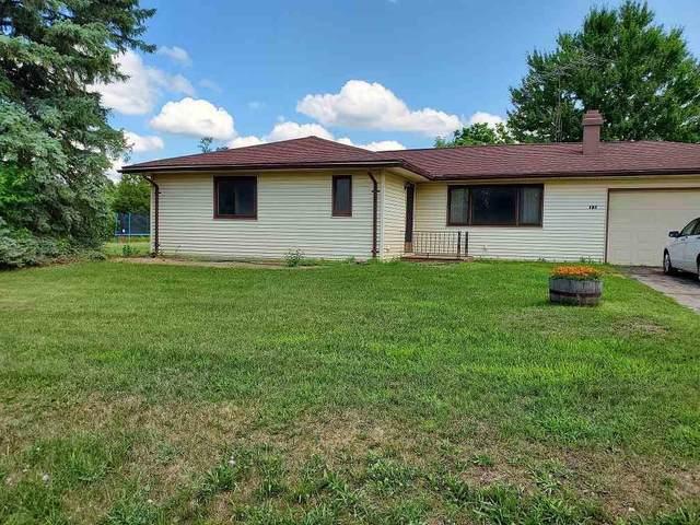 121 Andover, Columbia, MI 49230 (#55202002090) :: The Alex Nugent Team | Real Estate One