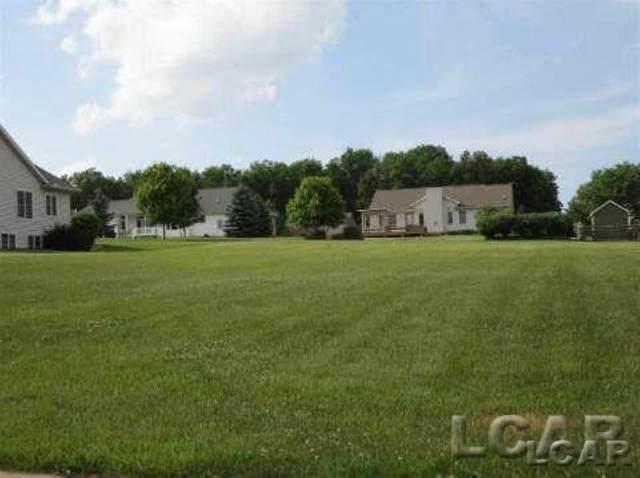 609 Hickory Ridge Dr, Tecumseh, MI 49286 (#56050019145) :: The Alex Nugent Team | Real Estate One