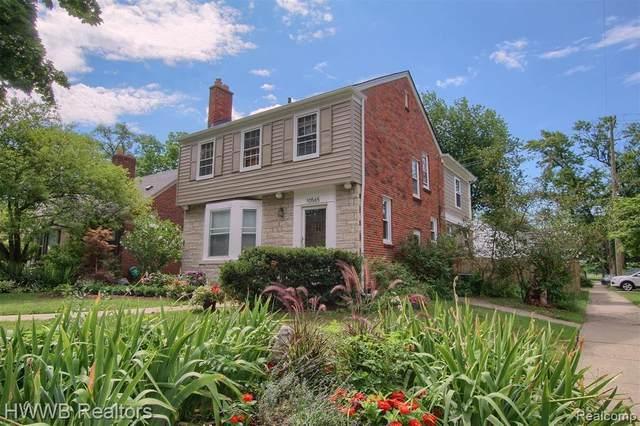 10565 Vernon Avenue, Huntington Woods, MI 48070 (#2200060693) :: Keller Williams West Bloomfield