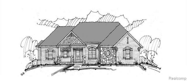 1620 Ottawa Trail Court, Oxford Twp, MI 48371 (#2200060730) :: The Merrie Johnson Team