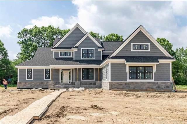 7348 Mulberry Drive, Washington Twp, MI 48095 (#58050019168) :: The Alex Nugent Team | Real Estate One