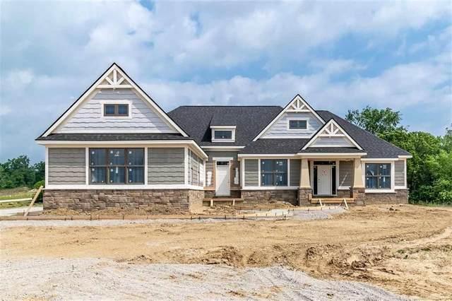 7215 Mulberry Drive, Washington Twp, MI 48095 (#58050019174) :: The Alex Nugent Team | Real Estate One