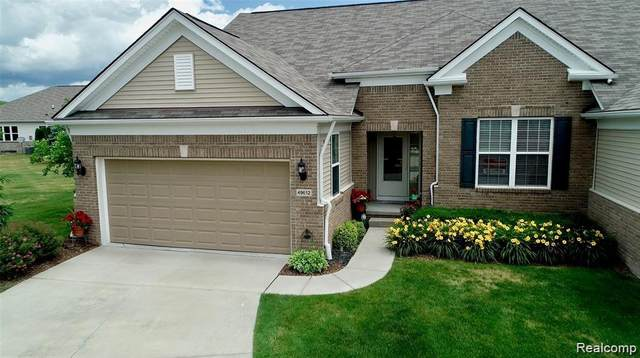 49612 Cosimo Court, Macomb Twp, MI 48042 (#2200060795) :: Novak & Associates