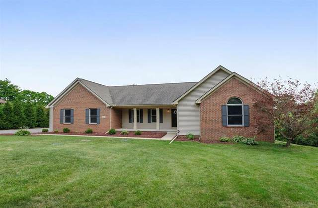 7361 Fosdick Road, Pittsfield Twp, MI 48176 (MLS #543275205) :: The John Wentworth Group