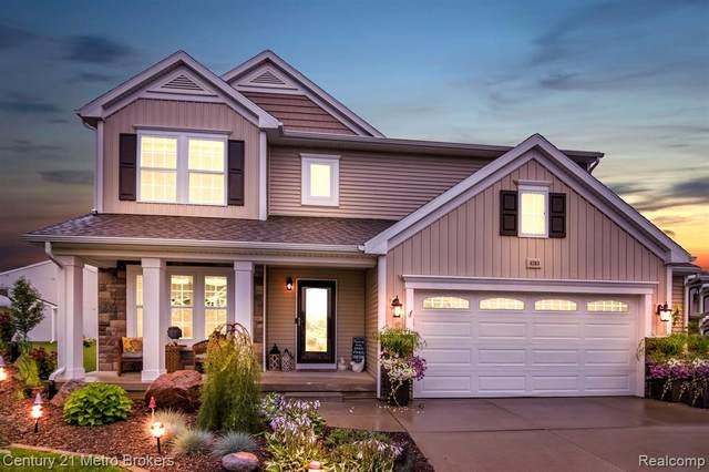 4283 Pebble Creek Boulevard, Burton, MI 48439 (#2200060903) :: Novak & Associates