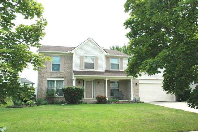 5754 Amber Way, Pittsfield, MI 48197 (MLS #543275282) :: The John Wentworth Group