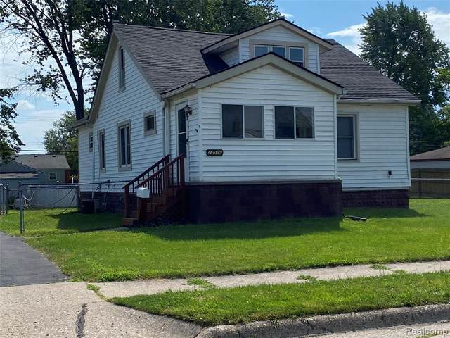 24516 Columbus Avenue, Warren, MI 48089 (#2200060930) :: GK Real Estate Team