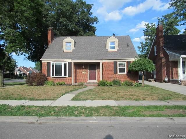 101 Beechmont Street, Dearborn, MI 48124 (#2200060973) :: GK Real Estate Team