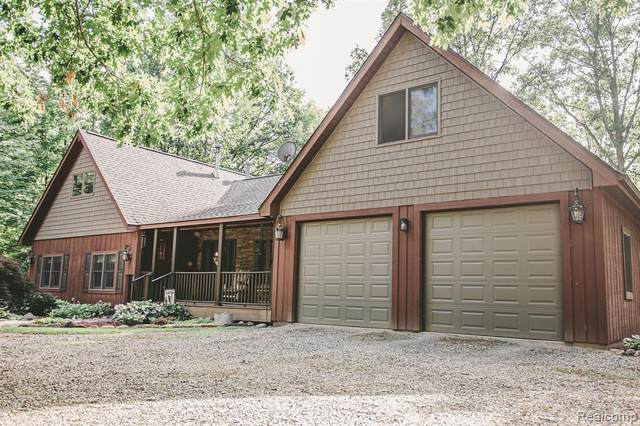 4824 Little Cedar Creek Drive, Arcadia Twp, MI 48412 (MLS #2200061019) :: The Toth Team