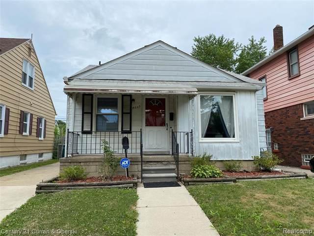 4603 Helen Street, Dearborn, MI 48126 (#2200061021) :: GK Real Estate Team