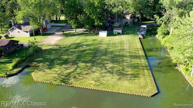 10050 John R Street, Green Oak Twp, MI 48189 (#2200061031) :: Robert E Smith Realty