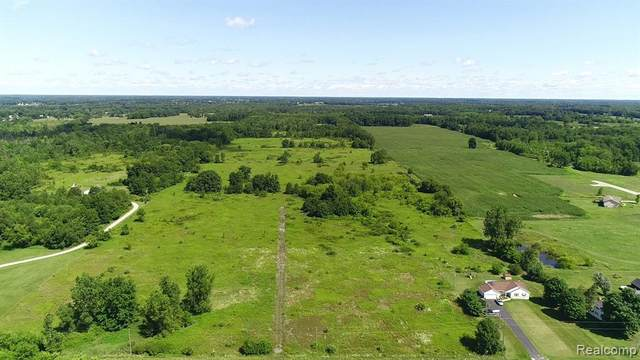 V/L Parcel C Sharpe, Handy Twp, MI 48836 (#2200061079) :: Robert E Smith Realty