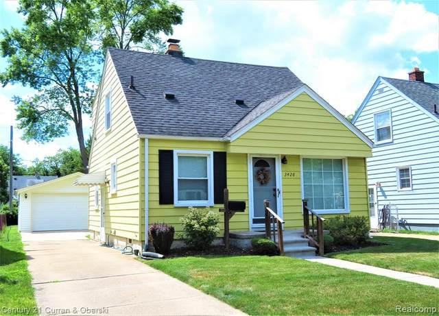 3428 Harding Street, Dearborn, MI 48124 (#2200061113) :: GK Real Estate Team