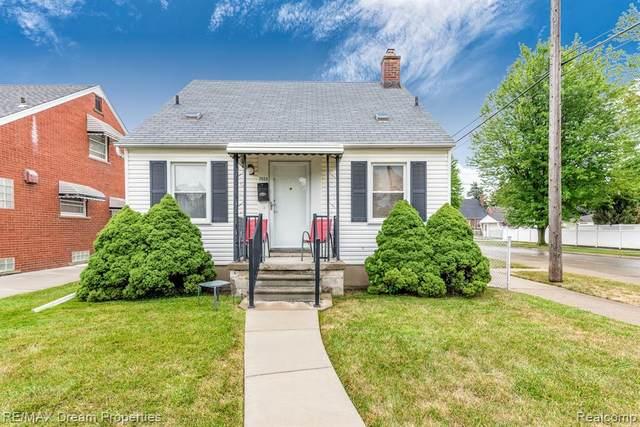 7600 Payne Avenue, Dearborn, MI 48126 (#2200061121) :: GK Real Estate Team