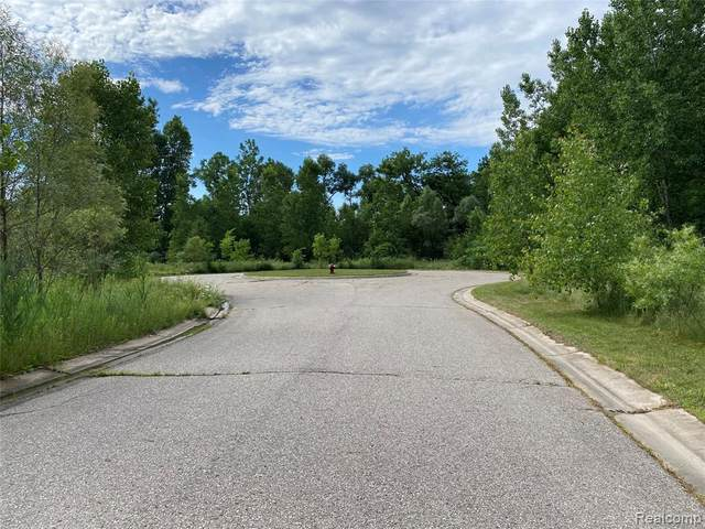 9610 Crown Ridge Drive, White Lake Twp, MI 48386 (MLS #2200061124) :: The Toth Team
