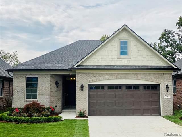 3963 Vendome Drive, Auburn Hills, MI 48326 (MLS #2200061181) :: The Toth Team
