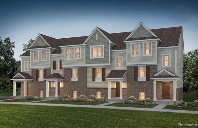 4932 Treeside Lane, Troy, MI 48098 (#2200061188) :: The BK Agency