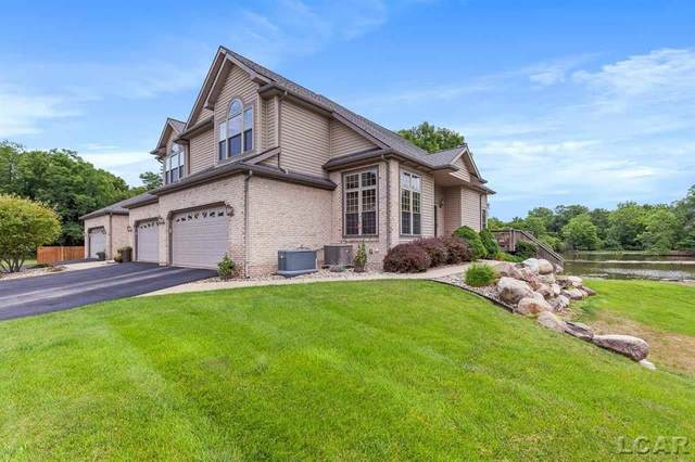 639 Shadow Brooke Ln, Tecumseh, MI 49286 (#56050019308) :: Keller Williams West Bloomfield