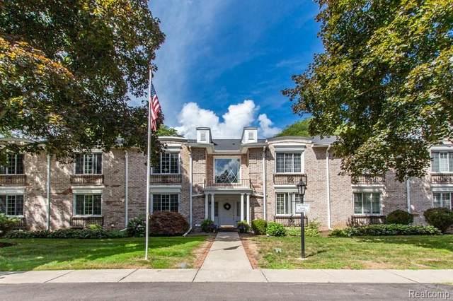 1725 Tiverton Rd Unit 1 Road #1, Bloomfield Hills, MI 48304 (#2200061235) :: RE/MAX Nexus