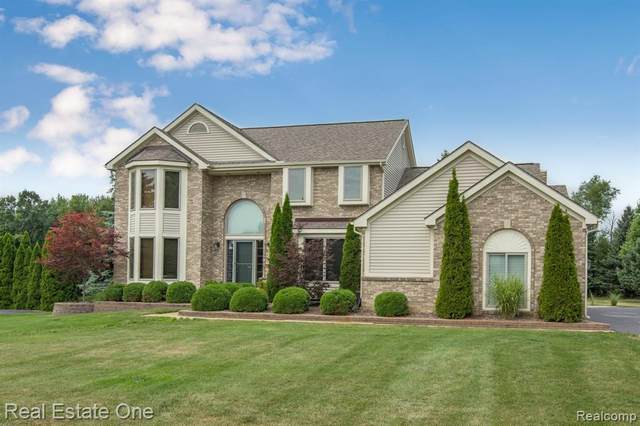 1691 W View Trail, Hartland Twp, MI 48843 (#2200061270) :: The Alex Nugent Team | Real Estate One