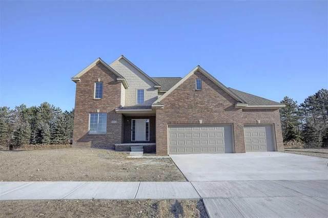 50866 Summit View Drive Lot #6, Macomb Twp, MI 48042 (#58050019356) :: The Alex Nugent Team | Real Estate One