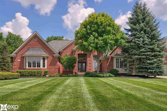 2689 Pebble Beach, Oakland Twp, MI 48363 (#58050019357) :: The Alex Nugent Team | Real Estate One