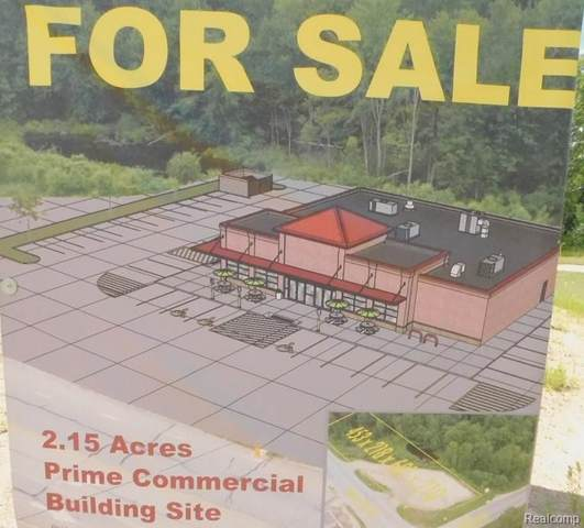 0000 Imlay City Road, Lapeer Twp, MI 48446 (#2200061437) :: The Alex Nugent Team | Real Estate One