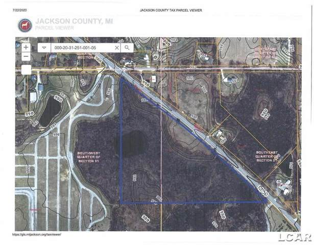 Blk M 50, Columbia Twp, MI 49230 (#56050019359) :: Keller Williams West Bloomfield