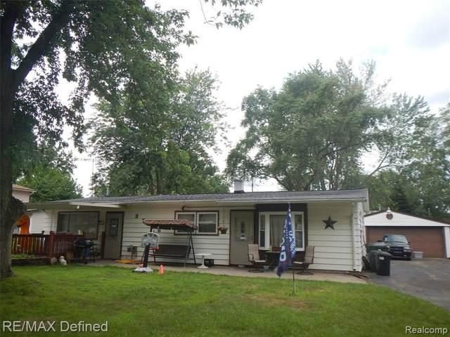 3778 Gainesborough Drive, Orion Twp, MI 48359 (MLS #2200061469) :: The Toth Team