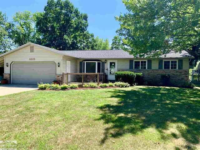 4609 Huntington, Port Huron Twp, MI 48060 (MLS #58050019377) :: The Toth Team