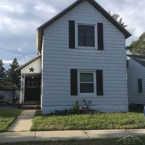 109 Spruce, Bay City, MI 48706 (#61050019396) :: The Alex Nugent Team | Real Estate One