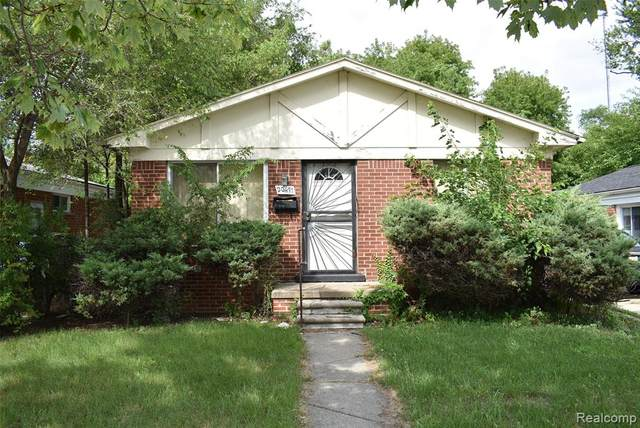 20477 Griggs Street, Detroit, MI 48221 (MLS #2200061581) :: The John Wentworth Group