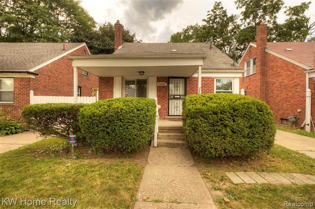 12069 Penrod Street, Detroit, MI 48228 (#2200061667) :: Keller Williams West Bloomfield